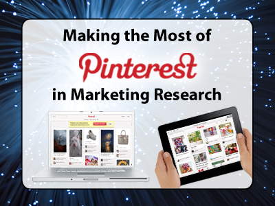 Pinterest for Marketing Research