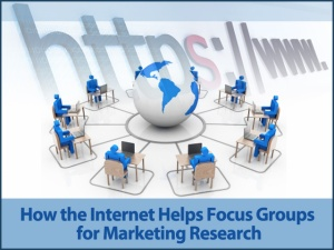 How the Internet Helps Focus Groups for Marketing Research