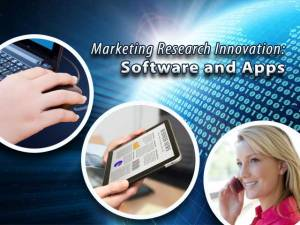Marketing Research Innovation Software and Apps